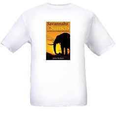 Savannahs & Sunsets t-shirt www.jamierockers.com