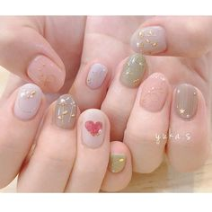 , Japanese Nail Art Idea Pin By Japanes. , Japanese Nail Art Idea Pin By Japanese Nail Art Idea Trendy Nail Art, Cute Nail Art, Nail Art Diy, Cute Nails, Minimalist Nails, Soft Nails, Simple Nails, Pastel Nails, Nail Swag