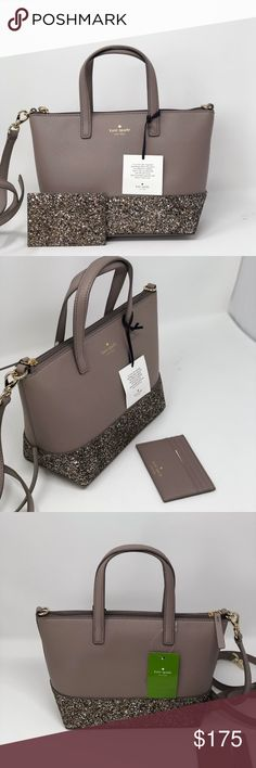 8c35f4647f1 NWT Kate Greta court handbag&wallet 💯authentic Brand new with tags kate  spade Bags Satchels
