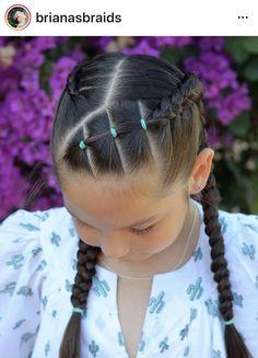 Toddler Hair Dos, Cute Toddler Hairstyles, Cute Little Girl Hairstyles, Girls Natural Hairstyles, Baby Girl Hairstyles, Princess Hairstyles, Braided Hairstyles, Baby Hair Cut Style, Little Girl Hairdos