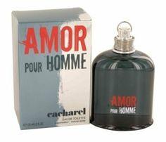 Cacharel Amor Pour Homme for Men 4.2 oz Eau De Toilette EDT Spray  #Cacharel #Beauty