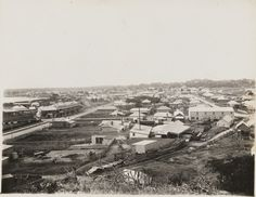View over Bunbury from Lighthouse Hill, Wa Gov, Guppy, Historical Photos, Lighthouse, Paris Skyline, Past, Old Things, History, Pictures