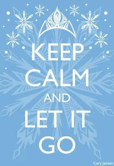 Join us in class so we can learn and sing along to one of our favorites. #LetitGo !