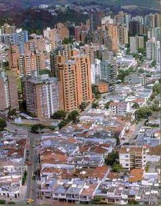 Bucaramanga, Colombia, ciudad bonita!