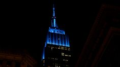10 Iconic Landmarks that Went Blue for World Autism Awareness Day! | News | Autism Speaks