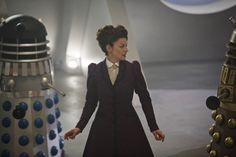 Doctor Who series 9: Will Missy team up with the Daleks in The Witch's Familiar?