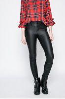 Pantaloni dama din colectia Only Leather Pants, My Style, Casual, Fashion, Leather Jogger Pants, Moda, La Mode, Leather Joggers, Fasion