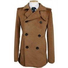 Mens Ingenious Overcoat Jeanz-T