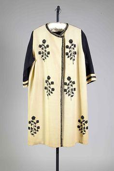 Evening coat, Paul Poiret, 1924
