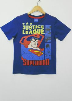Jla Old School Flash Youth T-Shirt