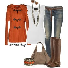 """Fall begins"" by cmmorrasy on Polyvore"