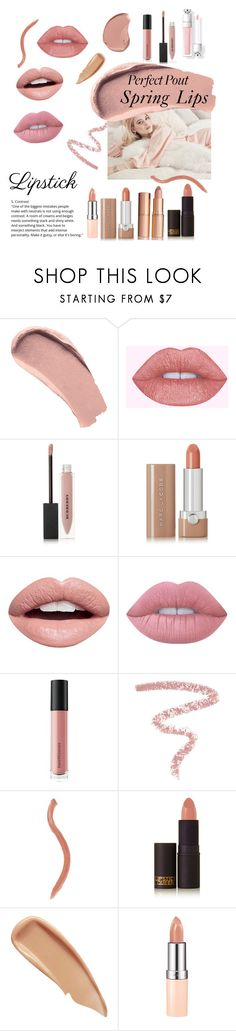 """""""Perfect Pout ,, #2"""" by n-sta-r ❤ liked on Polyvore featuring beauty, Burberry, Marc Jacobs, Nevermind, Lime Crime, Bare Escentuals, Bobbi Brown Cosmetics, Lipstick Queen, Sisley and Rimmel"""