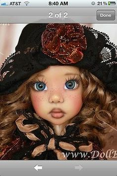 7 Piece Beautiful Outfit For Msd Bjd Kaye Wiggs And Like Size