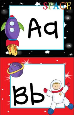 Really cute A-Z word wall cards. Could make an ABC book also. Other word wall cards on this site, too!