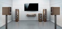 Surround-Lautsprecher: Wie viele Boxen braucht der gute Ton?