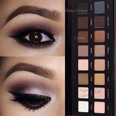http://makeupbag.tumblr.com/ #makeup #beauty #eyeshadow