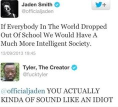 I present to you: Tyler, The Creator