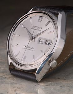 Seiko chronometer Cal. 6246