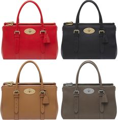 Which colour??  Mulberry Bayswater Double Zipped Tote