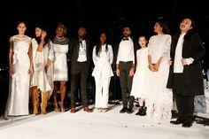 Susana Traça Winner of the Vogue Dubai Fashion Experience 2015