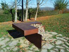 Escultura en el Parque de Ayete