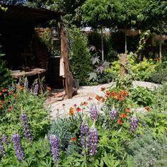 Garten Terrasse Wohnideen Möbel Dekoration Decoration Living Idea Interiors home garden - Landhaus Garten