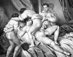 vintage erotische kunst sex