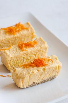 No-bake orange and coconut bites