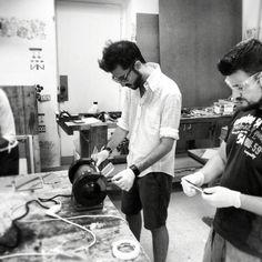 Prepariamo gli strumenti di lavoro. #designtrasparenteworkshop