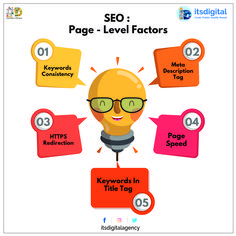 There are many of page-level factor but the most important are this five. . . .   #digitalmarketing #digitalmarketingagency  #graphicsdesign #socialmedia #itsdigital #agency #d #seo #google #design #webdesign #business #advertising #digital #smm #entrepreneurship #onlinemarketing