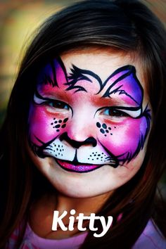 Face painting by Sammie Bartko