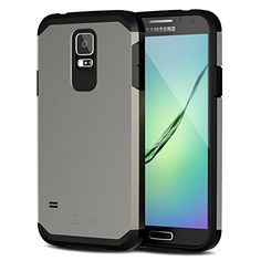 From 5.99:Galaxy S5 Case Jetech Super Protective Samsung Galaxy S5 Case Slim Ultra Fit For Galaxy S5 / Galaxy Sv (grey) - 3013