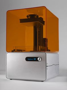 FORM 1: affordable professional 3D printer - Are we all going to have these in the future?