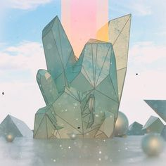 HIGH// Day 284 #c4d #cinema4d #montreal #art #rsa_graphics by fvckrender