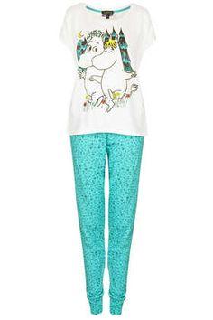 Moomin Meadow PJ Set