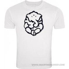 Sri Ganesh Design printed Cotton t shirts online for Mens and Kids, ganesh t shirts for mens, mens ganesh t shirts online india, buy ganesh t shirts for kids, ganesh chaturthi special t shirts online india