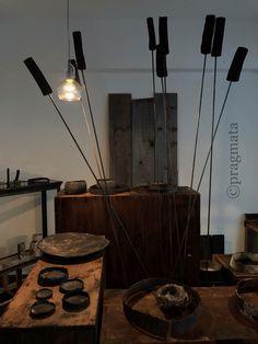 """Black Forest"" Final weekend  Morita Haruna ceramics exhibition  最週末 森田春菜 個展 陶芸 #pragmata"