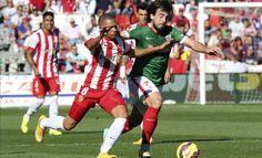 0-1. El Athletic da un paso hacia la estabilidad ante un Almería impreciso