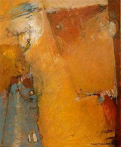 """artpropelled: """" Elaine Daily-Birnbaum """""""