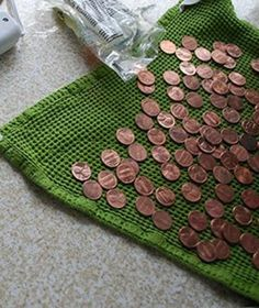 Don't give away your pennies! They're the secret to stunning deco