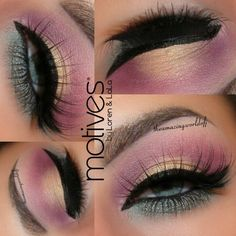 Love these colors together<3