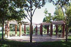 Picnic area in Silverado Oaks Park Picnic Area, Parks, Parkas
