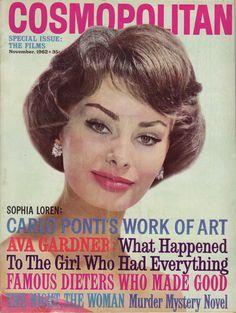Cosmopolitan, November 1962
