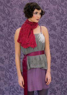 Louisa Harding Patterns - Three Graces @ Knit One Purl One
