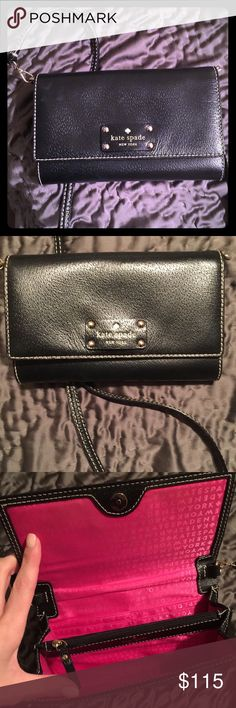 Kate spade cross body •OPEN TO OFFERS, WILL SELL ON MERC FOR LESS• kate spade Bags Crossbody Bags