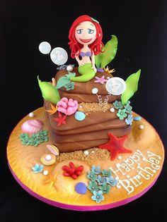 Little Ariel Cake