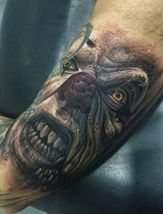 Pennywise #tattoosmen'ssleeves