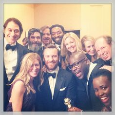 | INSTAGRAM - GOLDENGLOBES | 12 Years a Slave just won Best Film - Drama - at the #goldenglobes!