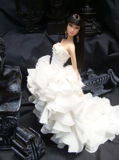 Miss Beauty Doll 2012- Final Results Evening Gown. 3rd Runner-up: Japan