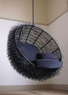 The Sea-Urchin Lounge Chair by OOOMS » CONTEMPORIST